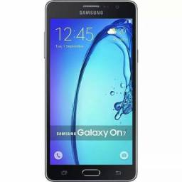 Galaxy On7 semi novo