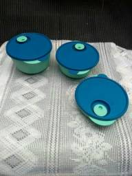 Kit Tupperware novas para microondas