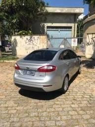 Vendo New Fiesta Sedan Titanium - 2015