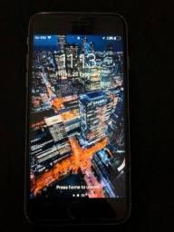 Iphone 6S Space Grey 64 GB usado, desbloqueado, sem detalhes na tela