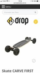 Skate carve first drop