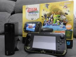 Nintendo Wii U Preto 32 GB - Wind Waker HD Limited Edition