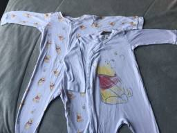 Pijama Disney ursinho pooh 9-12 meses