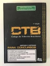 Livro - CTB Anotado e Ilustrado - 1ª Edição