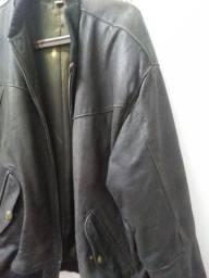 Vendo jaqueta de couro Pierre Cardin