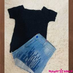 Short Jeans Planet Girls 46
