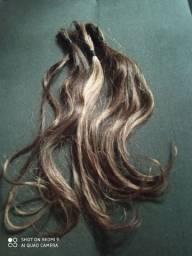 Cabelo mega-hair