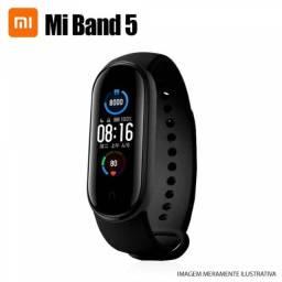 Relogio Smartwatch Pulseira Xiaomi Mi Band 5