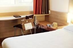 Flat para venda no Ibis Novo Hamburgo com 1 dormitório e 1 vaga!