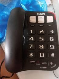 Telefone com fio elgin