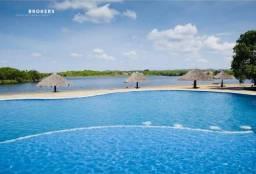 Terreno no Condomínio Terra Selvagem Golf Club à venda, 1125 m² por R$ 145.000 - Zona Rura