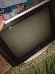 """Tv 29"""" tubo tela plana. Obs sem controle"""