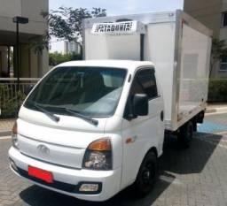 Hyundai HR refrigerado 2018