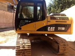 Escavadeira 315dl ano 2013 maquina bem conservada