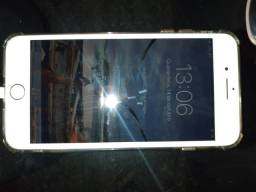 IPhone 8plus 64g ou troco com volta
