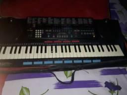 Um teclado profissional