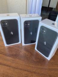IPhone 11 64GB Preto - Novo Garantia 1 ano Apple