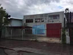 Galpão comercial para locação, Jardim Floresta, Porto Alegre - GA0092.