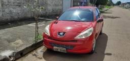 Vende se um Peugeot 207 ano 2012/2012 - 2012
