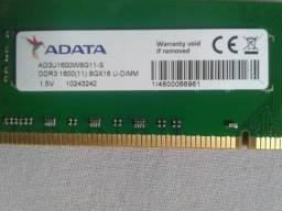 Memória de PC ddr3 8gb