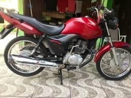 Vendo moto fan cg 125 - 2010