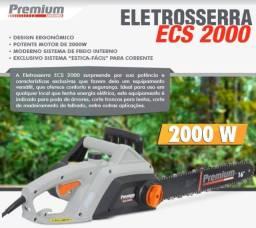 Eletrosserra Premium 2000w 16 Pol 220v Ecs2000 Kawashima