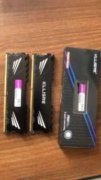 DDR4 8 Gb 2666Mhz Gamer