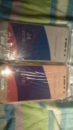 Capas de celular 360 graus Samsung J4, Motorola G4 XT silicone