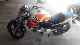 Moto CB300R Repsol