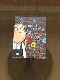 Livro Clarice Bean, não olhe agora! Lauren Child