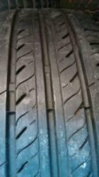 Vendo roda do Civic aro 16 com pneu zerado 205/55/16