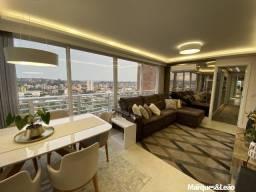 Apartamento mobiliado e andar alto em Novo Hamburgo
