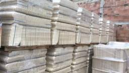 Telha portuguesa colonial branca resinada- pronta entrega - parcelamos em 10x