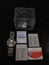 Relógio masculino Suiço Swatch - Novo
