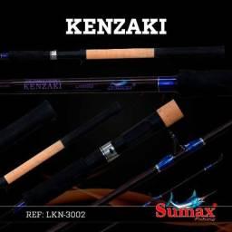 Vara Pesca Pesada Sumax Kenzaki 40lb 2,7m 2p. P Carretilha