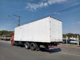 Scania lk truck motor 112