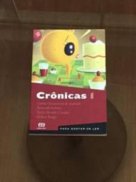 Livro Crônicas