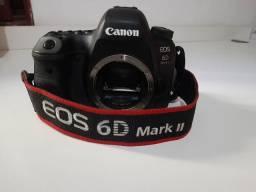 Canon 6d mark2, corpo