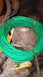 Vendo 100 metros de cabo 10 mm