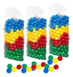 Bolinhas plásticas para piscina infantil
