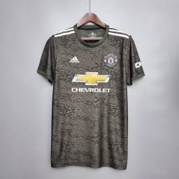 Camisa do Manchester United todos os tamanhos disponível