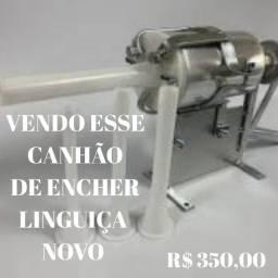 Canhão de encher Linguiça