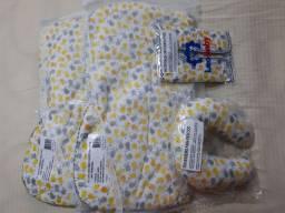protetor de carrinho + protetor de bebê conforto