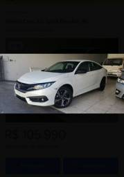Honda Civic 2.0 sport Flex aut.4p