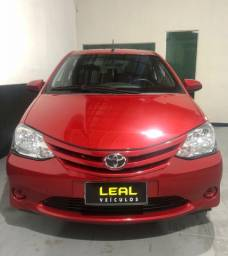 Toyota etios sedan x 1.5 automático
