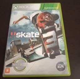 jogo skate 3 para xbox 360 original usado