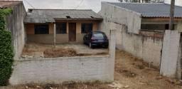Terreno Sítio Cercado/Ganchinho, com casa, apenas pagamento à vista 160 metros 8x20