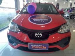 Toyota Etios X sedan 1.5 Aut. 2020