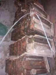 Doa telha francesa 3600 telhas