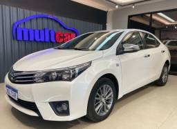 TOYOTA COROLLA XEI 2.0 FLEX CVT AT 15-16